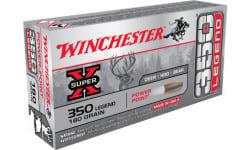 Winchester Ammo X3501 350LEG 180PP - 20rd Box