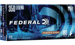Federal 350LA 350 Legend 180 PSSP - 20rd Box