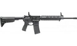 """Springfield ST916556BM Saint, 5.56 Caliber, AR-15 Rifle, M-LOK Rail, 16"""" BBL, Black MID Length 6-Position Stock"""