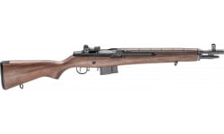 Springfield AA9622 M1A Tanker 308 16.25 Walnut Stock, Semi-Auto, 10 Round Mag Included But Accepts 20's and 30's.