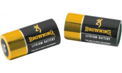 Browning 3742000 CR123A Batteries 2PK