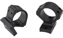 """Winchester Guns 62622 2-Piece Base/Rings For XPR 1"""" Rings High Height Black Matte Finish"""