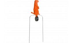 "Champion Targets 40954 DuraSeal Spinner Varmint 7"" Prairie Dog Orange"