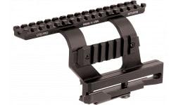 UTG Pro MTU016 Side Mount For AK47 Quick Release Style Black Finish