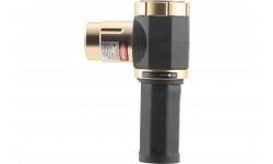 Wheeler 589922 Professional Laser Bore Sighter Green Universal Muzzle Aluminum