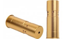 Sightmark SM39007 12GA Laser Boresighter Cartridge Chamber Brass
