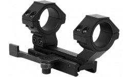 NCStar Marcq Scope Mount For AR-15/M16 Quick Release Style Black Finish