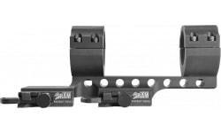 "Samson DMR30-2 Ring and Base Set 30mm Dia 2"" Offset Quick Release Style Black"
