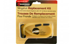 "Marksman 3330 Slingshot Replacement Band Kit 6"" x 1"" x 6"""