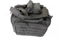 "Birchwood Casey 06844 SportLock Deluxe Range Bag 10"" x 17"" x 14"" Light Gray"