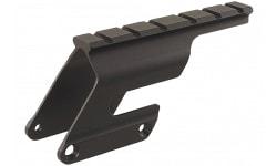 Aimtech ASM120 Scope Mount For Remington 1100/1187 20GA Dovetail Style Black Hard Coat Anodized Finish