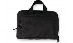 """Bulldog BD915 Mini Range Bag Nylon Black 11"""" x 7"""" x 2"""""""