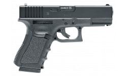 UMA 2255200 Glock G19 Gen 3 177 Black