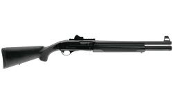 "FN 3088929010 SLP Semi-Auto 12GA 3"" 6+1 18"" Tactical Shotgun"