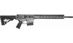 """Luxus Arms (HM DEFENSE) HM10-MB-308 Avenger M308 18.00"""" 10+1 Black Hardcoat Anodized Black Mil-Spec HM Stock"""