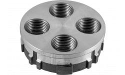 Lee 90269 4-Hole Extra Turret 1 Multi-Caliber 4-Hole