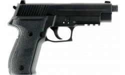 Sig Sauer Airguns 226F P226 Air Pistol DA/SA .177 Pellet Black