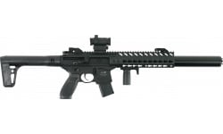 Sig Sauer Airguns MCXMRD MCX MRD Air Rifle Semi-Auto .177 Pellet Black