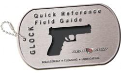 Real Avid Avglockr Glock Field Guide Booklet