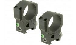 "Accu-Tac HSR-340 HSR-34 Ring Set 34mm Dia 1.3"" Black"