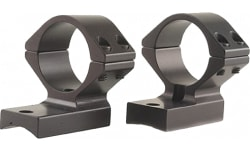 """Talley 94X700 Rings and Base Set For Remington 700 1"""" Medium Extension Style Black Matte Finish"""