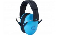 Walkers Game Ear GWPFKDMBL Passive Baby & Kids Folding Earmuff 23 dB Blue