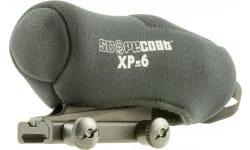 "Sentry 12HE03BK Scopecoat Holographic/Electronic Scope Cover 5.8""32mm Trijicon Acog TA-01 w/RMR Slip On Neoprene/Nylon Laminate Black"