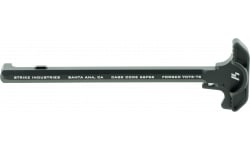 Strike Siarchbkar Charging Handle AR-15 Plarform 7075 T6 Aluminum Black Hardcoat Andoized