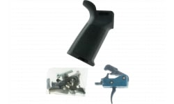 Black Rain Brolpkblk Black Rain OrdnanceLower Parts Kit with Drop-In Trigger AR Style .223/5.56 Black