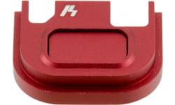 Strike SIGSPV1RED Glock V1 Slide Cover Plate Glock 17-39 Aluminum Red