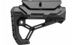 FAB FX-GLCORECPB Glcore CP AR15 M4 Stock Black