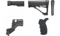 TacStar 1081220 Shotgun Collapsible Stock Kit Mossberg 500 Polymer Black