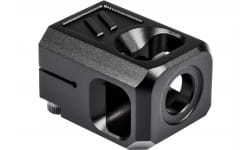 ZEV COMP-PRO-V2-B PRO Compensator 1/2X28 9mm Black