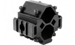 "Aim Sports MT025 Shotgun Tri-Rail Barrel Mount Universal 12GA 1.5"" Aluminum"