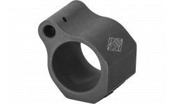 "Yankee Hill 9383 Gas Block Low Profile Set Screw .75"" Bore Diameter Steel Black"
