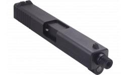 "Tactical Solutions TSG221722TE TSG-22 For Glock 17/22/34/35/37 Threaded Barrel 4.8"" Black Steel"