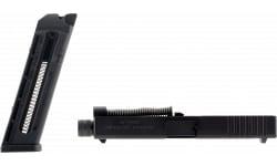 "Tactical Solutions TSG221923TE TSG-22 For Glock 19/23/32/38 Threaded Barrel 4.8"" Black Steel"
