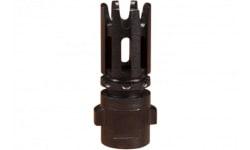 "Gemtech QMG5FH Quickmount Flash Hider 5.56mm 1/2""X28 2.4"""