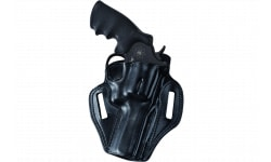 """Galco CON612B Concealable Belt Holster Kimber 1911 5"""" w/Rail Steerhide Black"""