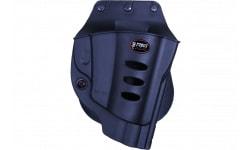Fobus Rugprp Roto Evolution Paddle Ruger GP100 Polymer Black