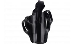 Desantis Gunhide 001BA21Z0 Thumb Break Scabbard Colt 1911 Leather Black