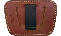 Peace Keeper 035 Belt Slide Inside/Outside Pants Medium/Large Frame Auto Leather Tan