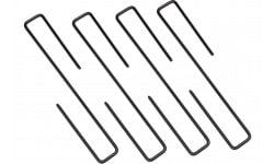 SnapSafe 75872 Handgun Hanger Black Steel