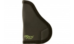 Sticky Holsters SM-1 Beretta Bobcat/Tomcat Small Latex Free Synthetic Rubber Black w/Green Logo