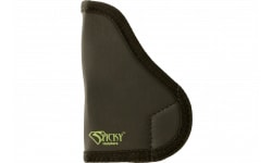 Sticky Holsters SM2 SM-2 Walther PKT 380 Latex Free Synthetic Rubber Black w/Green Logo
