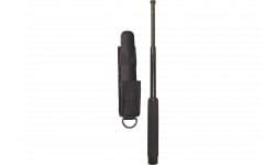 "PSP NS16F Expandable Collapsible Baton 16"" 1.5 lbs Black Foam Handle"
