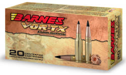 Barnes Bullets 30829 BB65GR1 6.5 Green 115 TAC-TX BT - 20rd Box