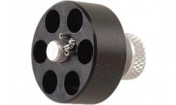 HKS PYA Speedloader Revolver 38/357 6rd Colt Python Black Metal