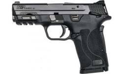 Smith & Wesson 9mm Pistol - 12436 Shield M2.0 M&P EZ Blackened SS/BLK Thumb Safety