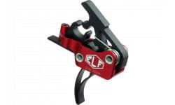ELF 3-GUN-C ELF 3-GUN TRG Curved 2.75-4